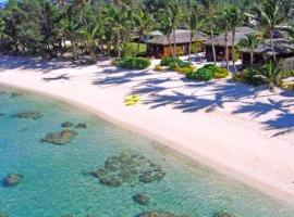 Rarotonga Beach Bungalows, hotel v destinaci Rarotonga