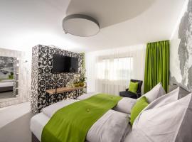 Hotel Greenrooms, Hotel in der Nähe vom Flughafen Graz - GRZ, Graz