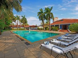 The Fern Kesarval Hotel & Spa, Verna Plateau - Goa, hotel in Verna