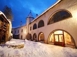 Chateau GrandCastle, hotel v blízkosti zaujímavosti Jasná (Liptovský Hrádok)