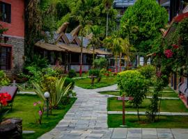 Lake View Resort, hotel a Pokhara