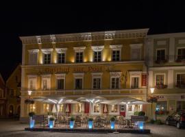 Hotel Gasthof zur Post, hótel í Obernberg am Inn