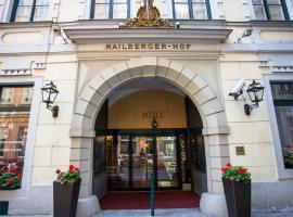Motel One Wien-Staatsoper, hotel in Vienna
