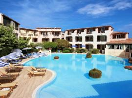Colonna Park Hotel, hotel with pools in Porto Cervo