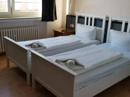 GZ Hostel Bonn, ξενοδοχείο στη Βόννη