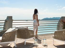 Grand Hotel Pietra Ligure, hotell i Pietra Ligure