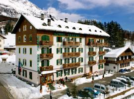Hotel Serena, отель в Кортина-д'Ампеццо