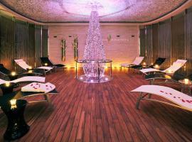 Harmony Club Hotel, hotel v destinaci Špindlerův Mlýn