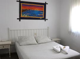 Hostal Milmarcos, habitació en una casa particular a Saragossa