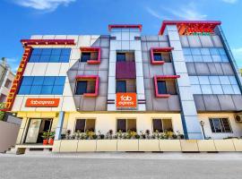 FabExpress Himanshi Sukher, hotel near EKlingji Temple, Bedla
