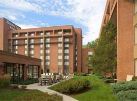 DoubleTree by Hilton Syracuse, hotel near Syracuse Hancock International Airport - SYR,