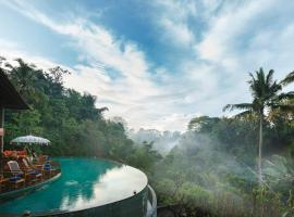 Natya Resort Ubud, hotel with pools in Ubud