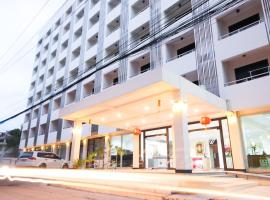 White House Bizotel, hotel near King Mongkut's Institute of Technology Lat Krabang, Bangkok