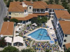Hotel Pallas, hotel in Laganas