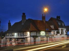 The Lamb Inn, hotel near Motcombe Gardens, Eastbourne