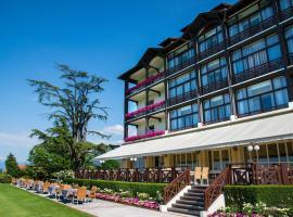 Hôtel Ermitage, hôtel à Évian-les-Bains