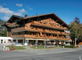 Hotel Bellerive Gstaad, hotel in Gstaad