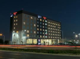 Hampton Inn By Hilton Monterrey Apodaca, отель в городе Монтеррей