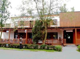 Hotel i Camping Tramp, campsite in Toruń