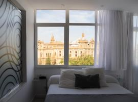Pasarela, hotel in Seville