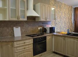 """Apartments on Oboronnaya 30 """"Royal Flower"""", отель в Дмитрове"""