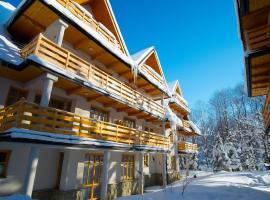 Bellamonte Aparthotel, hotel with jacuzzis in Zakopane