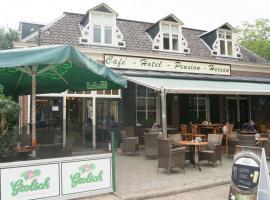 Hotel Café Zaal Heezen, hotel in Steenderen