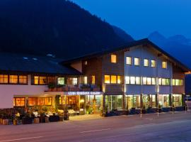 Sporthotel Grandau, hotel in Sankt Gallenkirch