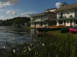 Gauthier's Saranac Lake Inn, hotel near John Brown Farm State Historic Site, Saranac Lake
