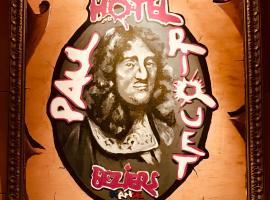 Hôtel Paul Riquet, hotel near Fonserannes Lock, Béziers