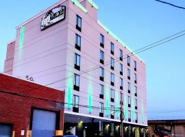 LeTap Hotel near AirTrain JFK Airport, hotel in Queens