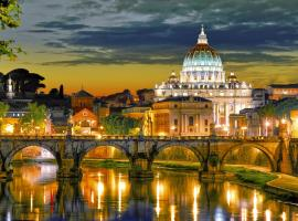 Vatican Royal Apartment, hotel near Vatican Museums, Rome