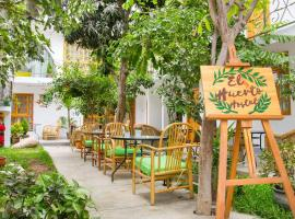 El Huerto Hostel, vacation rental in Ica