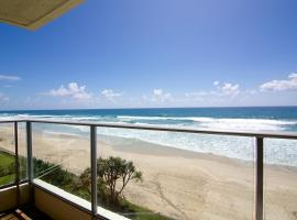 Foreshore Beachfront Apartments, hotel in Gold Coast