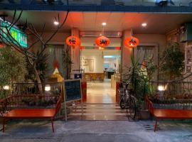 Tai Hu Hotel Sun Moon Lake, economy hotel in Yuchi