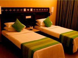 HOTEL RAJ RESIDENCY, accessible hotel in Kollam