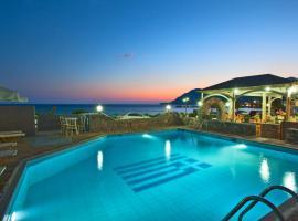 Lamon Hotel, hotel in Plakias