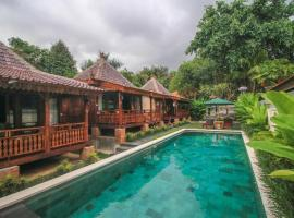 Ari Cottages Ubud, homestay in Ubud