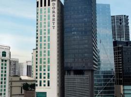 Dorsett Kuala Lumpur, hotel in Kuala Lumpur