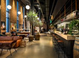 The Winery Hotel Best Western Premier Collection, hotell nära Stockholm Bromma flygplats - BMA,