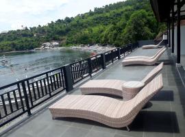Galang Kangin Bungalows, holiday park in Amed