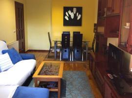 Apartamento 2 hab. en Vigo, hotel cerca de Estación de autobús de Vigo, Vigo