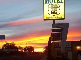 Deluxe Inn, motel in Seligman