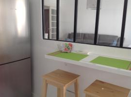appartement proche centre ville et canaux, apartment in Sète