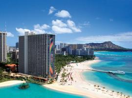 Hilton Hawaiian Village Waikiki Beach Resort, resort in Honolulu