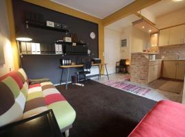 warm cozy & quiet, hotel in Athens