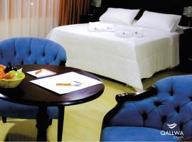 Qallwa Casma, hotel with pools in Casma