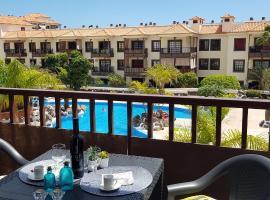 Balcon Del Mar Luxury Suite, hotel in Costa Del Silencio