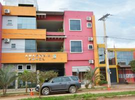 Amazonia Hotel, hotel en Cobija