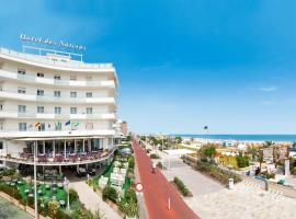 Hotel Des Nations - Vintage Hotel sul mare, hotel in Riccione